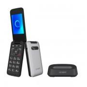 Alcatel 3026 METALLIC SILVER - Telefono 2,