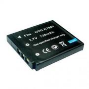 Batterie Camescope Kodakeasyshare M753 Zoom, Easyshare M853 Zoom, Easyshare V550, Easyshare V570, Easyshare V610, Easyshare V705 Pour Camescope Ou Appareil Photo
