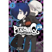 Persona Q: Shadow of the Labyrinth Side: P3, Volume 2