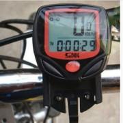 Lcd digitálny tachometer na bicykel