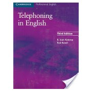 Telephoning in English Pupil's Book (Naterop B. Jean)(Paperback) (9780521539111)