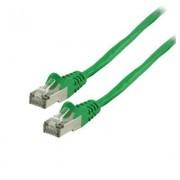 Valueline FTP CAT6 groen 0,25m