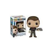 Boneco Pop! Games Bioshock Booker Dewitt With Skyhook - Funko