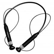 Audífonos Bluetooth Manos Llibres Inalámbricos, FD-600 Auricular Inalámbrico Audifonos Bluetooth Manos Libres Estéreo Anti-pérdida De Auriculares NFC Deporte (plata Negro)