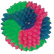 Amscan Fun-Filled Flashing Meteor Bounce Ball Party Favours Multicolor Package Size