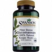Glucomannan 700mg 90cps Swanson