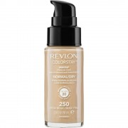 Fond De Ten Revlon Colorstay Normal Dry Skin Cu Pompita - 250 Fresh Beige, 30 ml