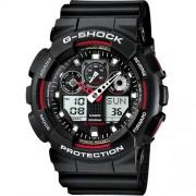Casio G-Shock Мъжки спортен часовник GA-100-1A4ER