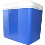 Lada Frigorifica 24 Litri Albastru-Alb