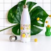 smartphoto Trinkflasche Edelstahl