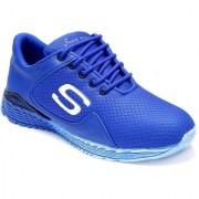 Shoebook Men's Royal Blue Sports Shoes