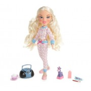 Mga Entertainment Bratz Nighty-Nite Passion For Fashion Cool Bedside Accessories Cloe Doll