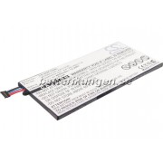 Samsung Batteri till Samsung Galaxy Tab - 4.000 mAh