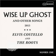 Video Delta Costello,Elvis & The Roots - Wise Up Ghost - CD