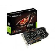 Gigabyte GeForce GTX 1050, 2 GB grafische kaart, zwart (GV-n1050d5 – 2gd)