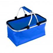 Coș de cumpărături Kemping, albastru