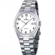 Reloj F16374/1 Plateado Festina Acero Clasico Festina