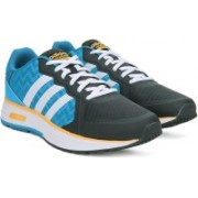 ADIDAS NEO CLOUDFOAM FLYER Sneakers For Men(Black, Blue, White)