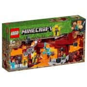 Podul Flacarilor 21154 LEGO Minecraft