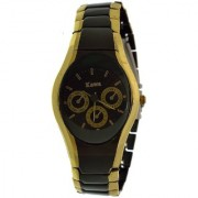 true choice super fast selling new rosra gold black analog watch for girls women men all