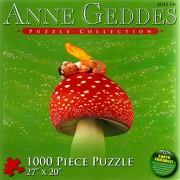 The Art of Anne Geddes - Sleepy Mushroom - 1000 Pc Puzzle