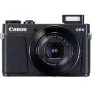 Canon Digitalkamera Canon G9 X Mark II 20.9 Megapixel Svart Full HD Video, GPS, Bluetooth