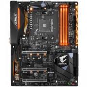 Дънна платка GIGABYTE AX370 Gaming K7, Socket AM4, ATX, DDR4, rev 1.0, GA-MB-AX370-GAMING K7