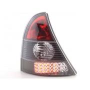 FK-Automotive fanale posteriore a LED per Renault Clio (tipo B) anno di costr. 01-04, nero