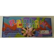 2 Pack Rainbow Loom Super Fun Rubber Band Bracelet Making Kit Crafts Kids Hobby New