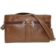 Cascara Waist Bag(Brown)