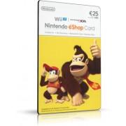 Nintendo eShop Card 25 Euro Guthaben
