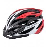 R2 ARROW Cyklistická helma ATH04C černá L