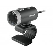 Microsoft LifeCam Cinema HD-Webkamera 1280 x 720 pixel inkl. headset, klämfäste