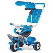 Smoby Baby Balade Blue Tricycle Blue
