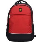 Blowzy backpacks Waterproof 21 L Laptop Backpack(Red)
