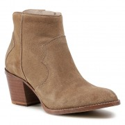 Боти ZADIG&VOLTAIRE - Molly Suede PWGAK1705F Taupe