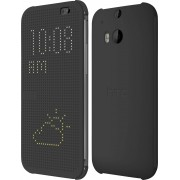 HTC One (M8) Dot View Cover HC M100 Grey