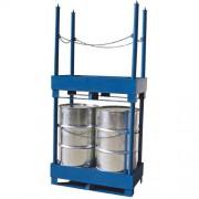 Záchytná vana paleta PS/2 stohovatelná