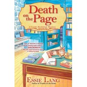 Death on the Page: A Castle Bookshop Mystery, Hardcover/Essie Lang
