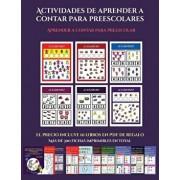 Aprender a contar para preescolar (Actividades de aprender a contar para preescolares): Un libro de actividades para aprender a contar para nińos en e, Paperback/Garcia Santiago