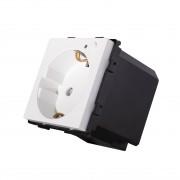 Modul priza Schuko, RF 433Mhz, protectie copii