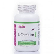Zenith Nutrition L-Carnitine - 500mg - 60 Capsules