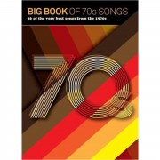 Wise Publications Big Book Of 70s Songs