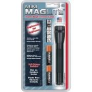 Maglite MINI AA M2A01HR Incandescent Front Light(Black)