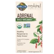 Garden of Life mykind Organics Herbal Gestion du Stress - 120 Comprimés