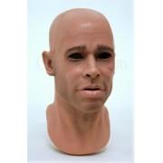 Maska Brad Pitt