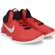 Nike AIR VISI PRO VI Basketball Shoes(Red)