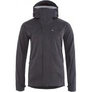 Klättermusen Allgrön 2.0 Jacket Dam raven 2019 L Regnjackor