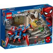 LEGO Marvel Super Heroes Omul Paianjen contra Doc Ock 76148