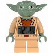 Lego Часы Lego Будильник Войны Клонов Йода